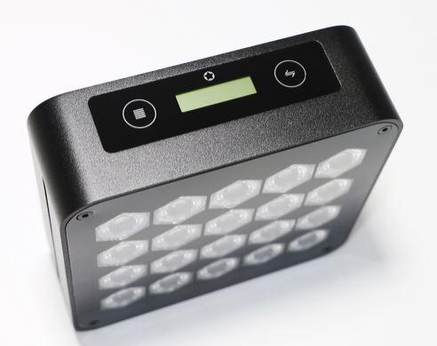 MicMol Aqua mini ed Aqua Pro: led e pannello frontale