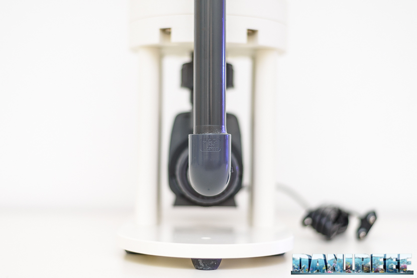 Reattore di calcio ultrareef UCS 140: la pompa di ricircolo