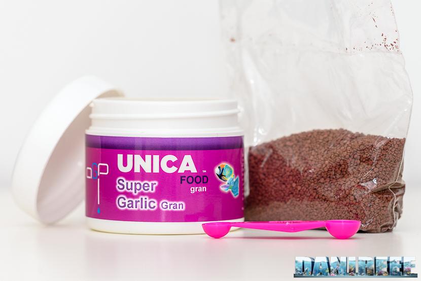 Contenuto della Confezione Mangime Granulare con Aglio Unica Super Garlic Gran di AGP