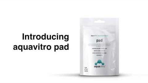 Aquavitro pad