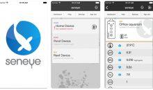 Seneye aggiorna (finalmente) la propria app per dispositivi mobili