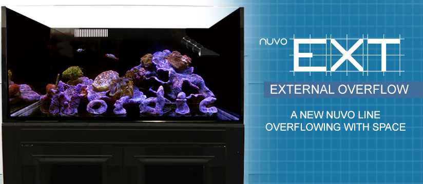 Nuvo Ext - overflow esterno da Innovative Marine