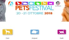 PetsFestival 2018 the 20 and 21 of october with great conferences, corals and aquaristic groups