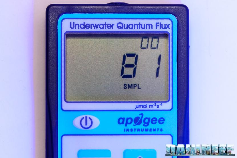 Acquario marino Askoll Pure Marine XL HC Led: PAR barra led canale blu