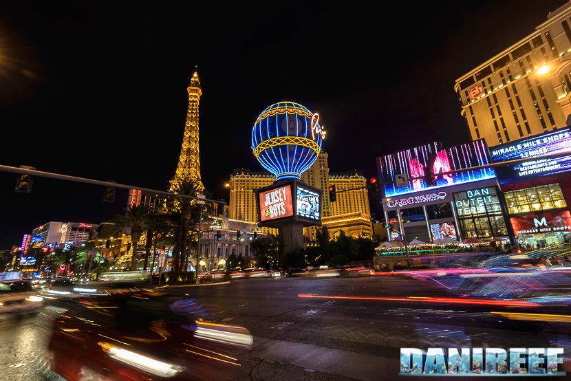 Las Vegas by Night: terrà di Casinò. Picture by Danilo Ronchi