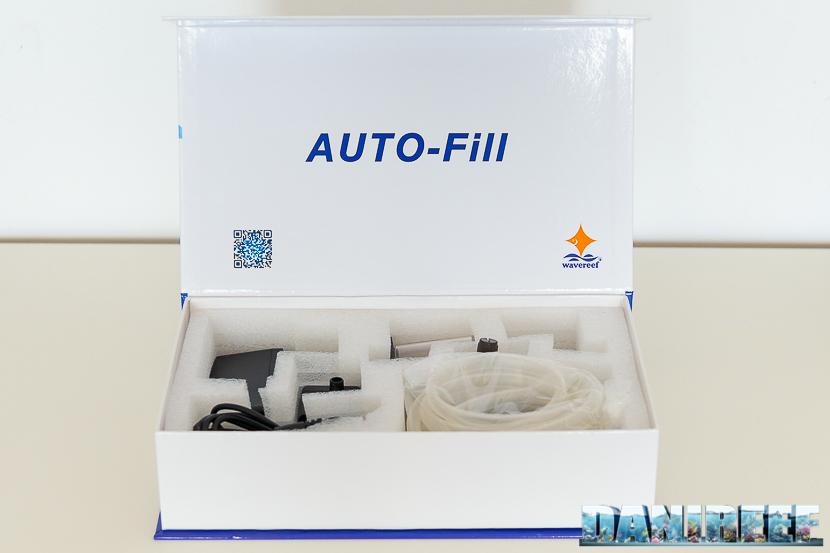 Sensore di livello WaveReef Auto-Fill: confezione