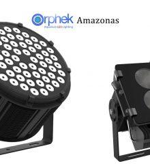 La linea Amazonas della Orphek: plafoniere led da 320 e 500 watt