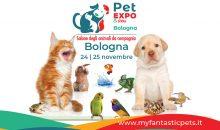 Pet Expo & Show questo weekend a Bologna: scopriamo espositori, dettagli e biglietto sconto