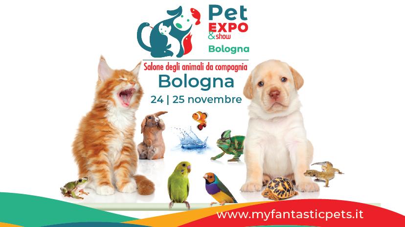 Pet Expo & Show questo fine settimana a Bologna: scopriamo espositori e dettagli