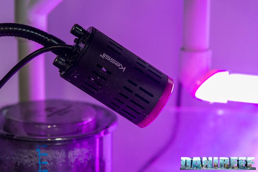 Interzoo 2018: lo stand Kessil con la plafoniera LED H160 UV LED