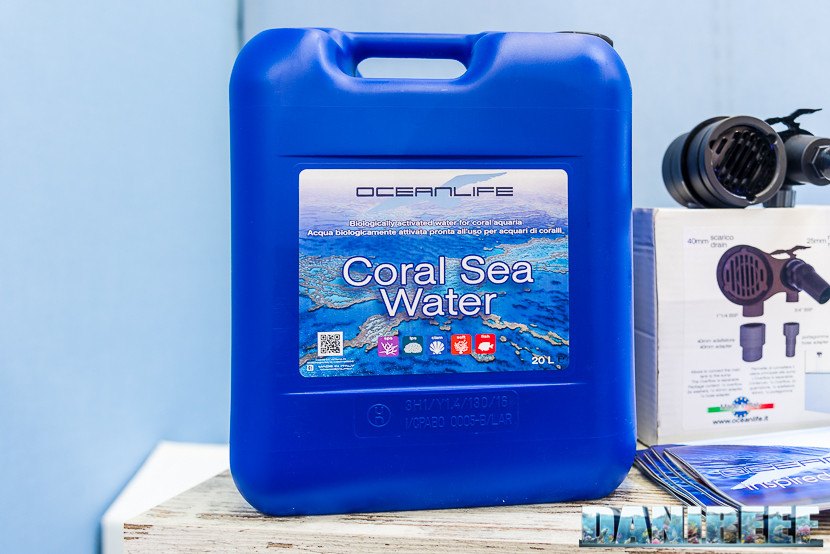 Interzoo 2018: stand OceanLife - Coral Sea Water