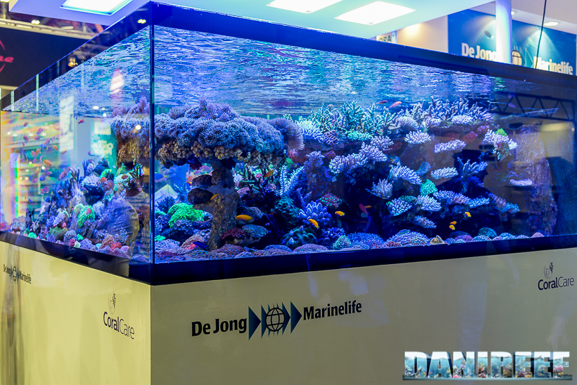Interzoo 2018: lo stand DeJong MarineLife