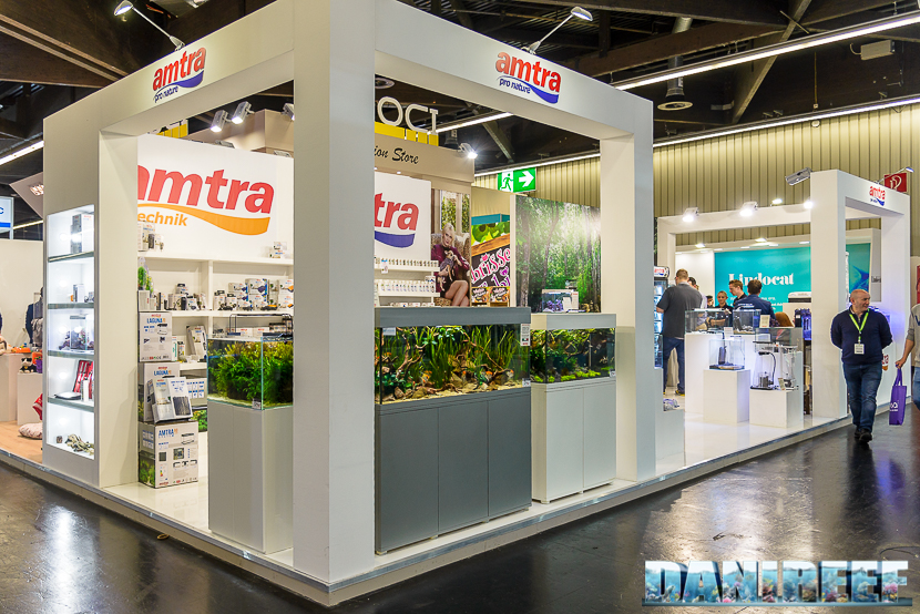 Interzoo 2018: lo stand Amtra