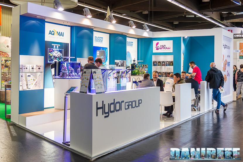 Stand Hydor - Interzoo 2018