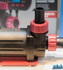 Interzoo 2018: the new Hydor Seltz D return pump and the Aqamai LRS ceiling lights