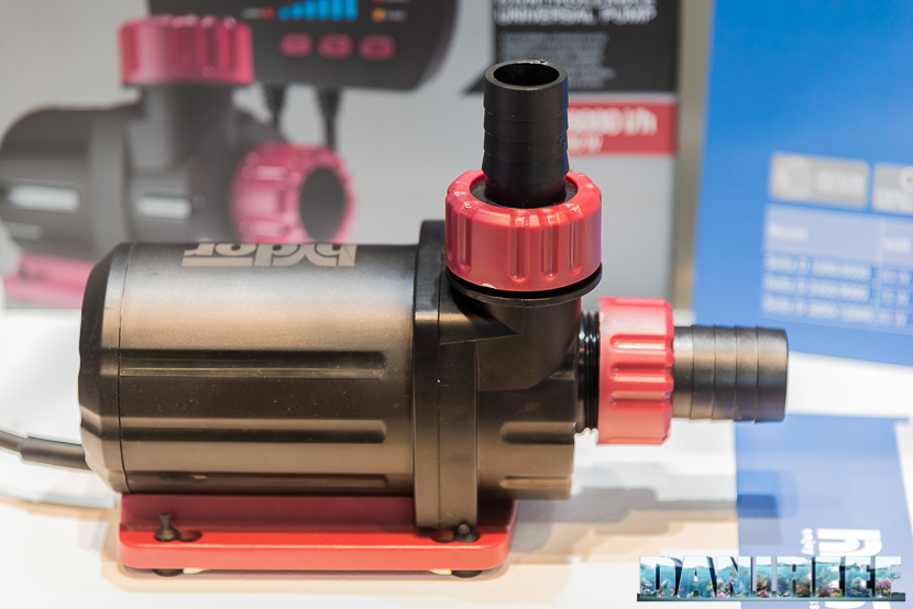 Interzoo 2018: la nuova pompa di risalita controllabile Hydor Seltz D