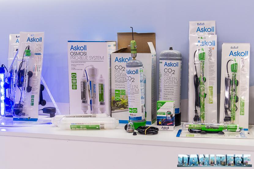 Interzoo 2018: prodotti in mostra presso lo stand Askoll