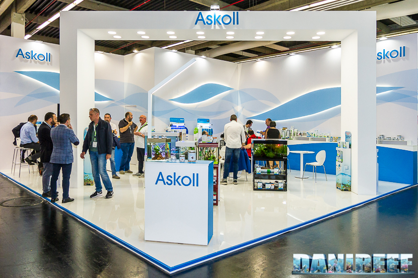 Interzoo 2018: lo stand Askoll