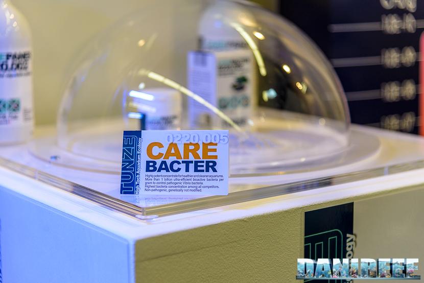 Interzoo 2018: i nuovi batteri Tunze Care Bacter