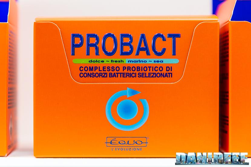 Interzoo 2018: il nuovo Equo probact - complesso di batteri probiotici