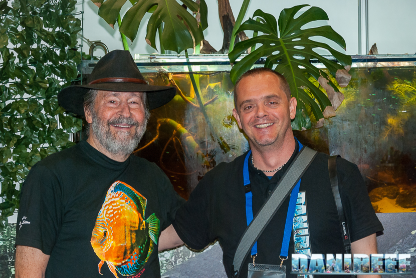 Heiko Bleher racconta a DaniReef il progetto Biotope Aquarium