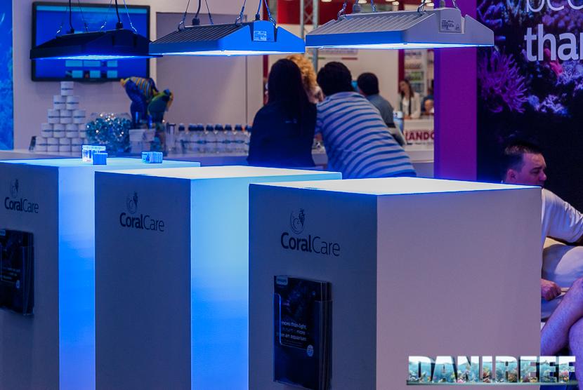 Philips CoralCare modello 2016 e 2018 a confronto all'Interzoo 2018