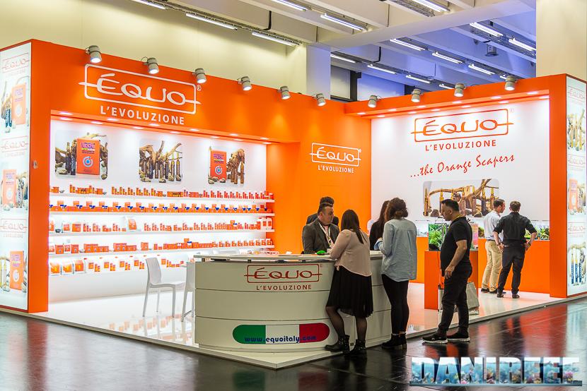 Interzoo 2018: lo stand Equo