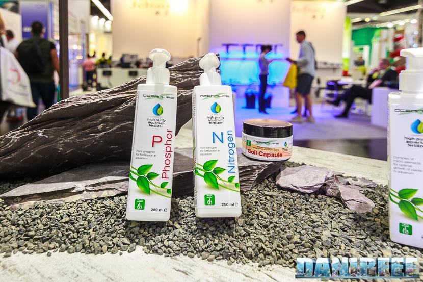 Interzoo 2018: stand OceanLife - Micro e Fe Iron