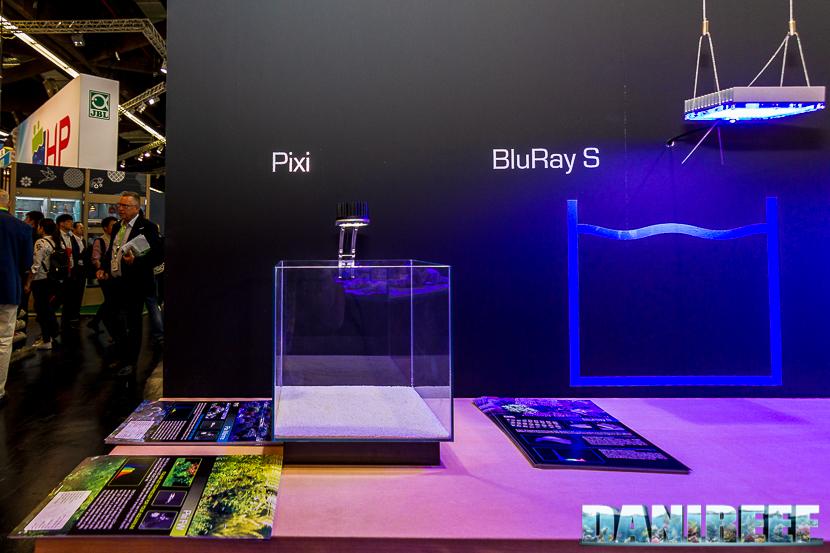 Interzoo 2018: plafoniera LED Pixi presso lo stand GNC