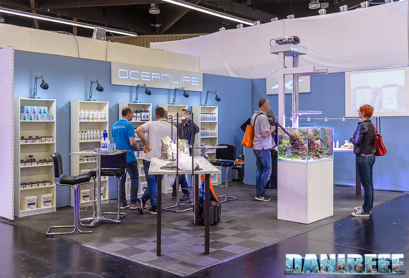 Interzoo 2018: stand OceanLife