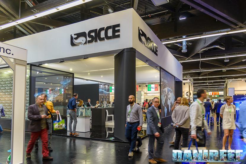 Stand Sicce - Interzoo 2018