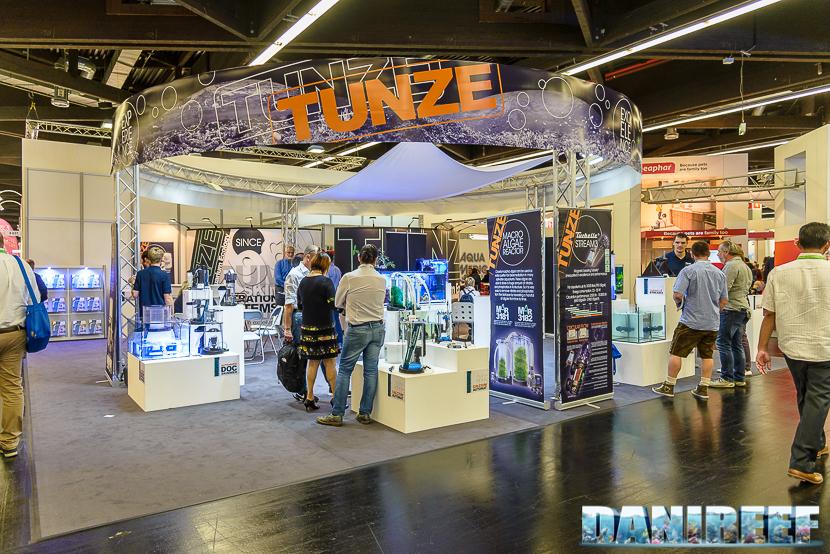 Interzoo 2018: lo stand Tunze