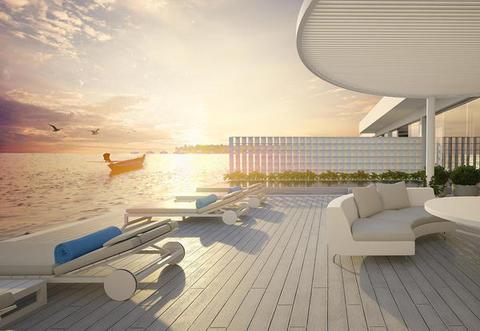 The Muraka - villa sottomarina maldive con vista sulla barriera corallina