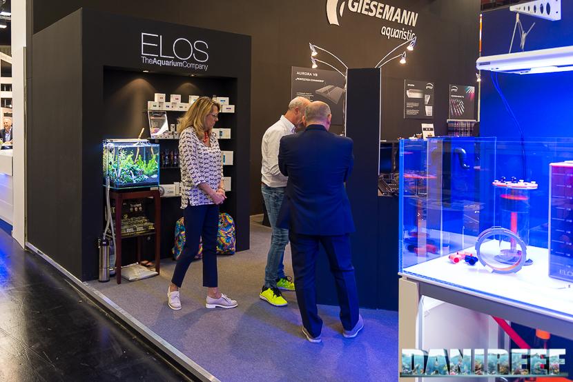Interzoo 2018: lo stand Elos