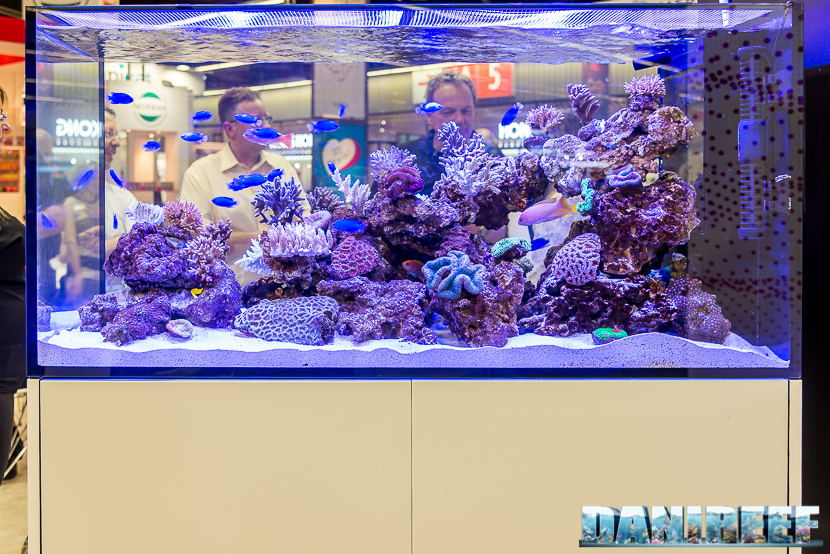 Interzoo 2018: acquari all in one nello stand Red Sea