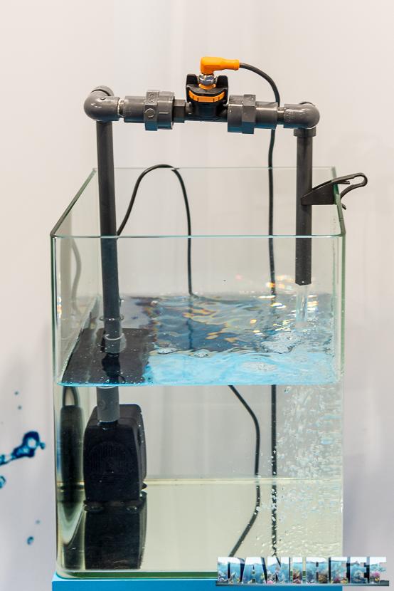 Interzoo 2018: Misuratore di portata ACQ330 di Aquatronica