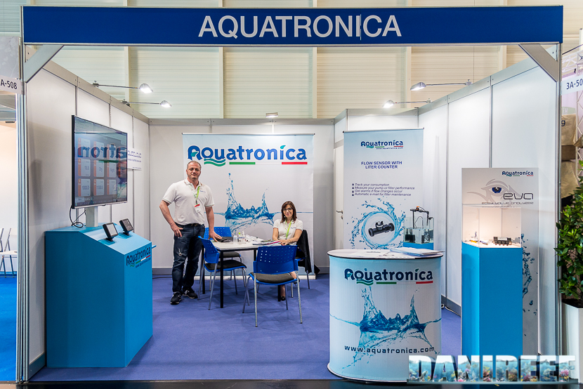 Interzoo 2018: lo stand Aquatronica