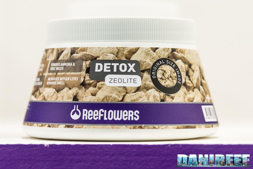 ReeFlowers Detox-Zeolite