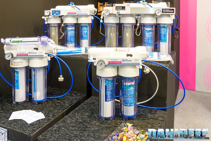 impianti di osmosi inversa