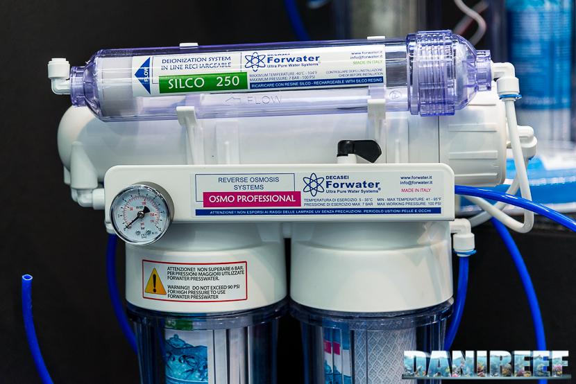 Interzoo 2018: Impianto di osmosi a bicchieri Osmo Professional da Forwater