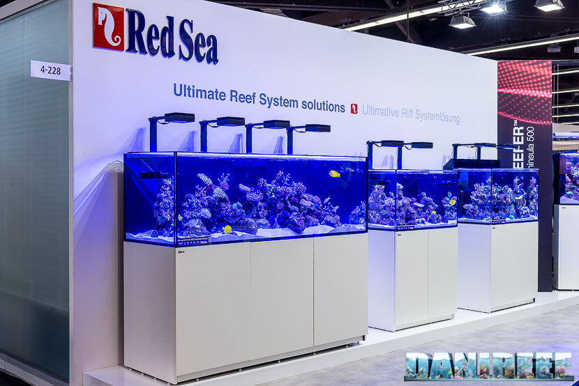 Interzoo 2018: acquari all in one nello stand RedSea
