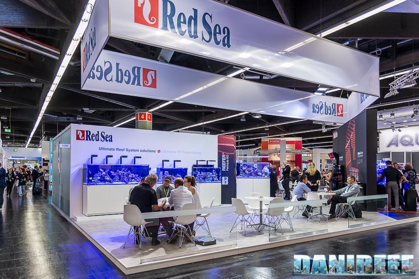 Interzoo 2018: il bellissimo stand Red Sea