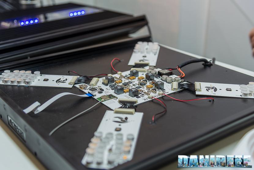 Interzoo 2018: stand Scitronix - ricambi per plafoniera LED Vertex Illumina