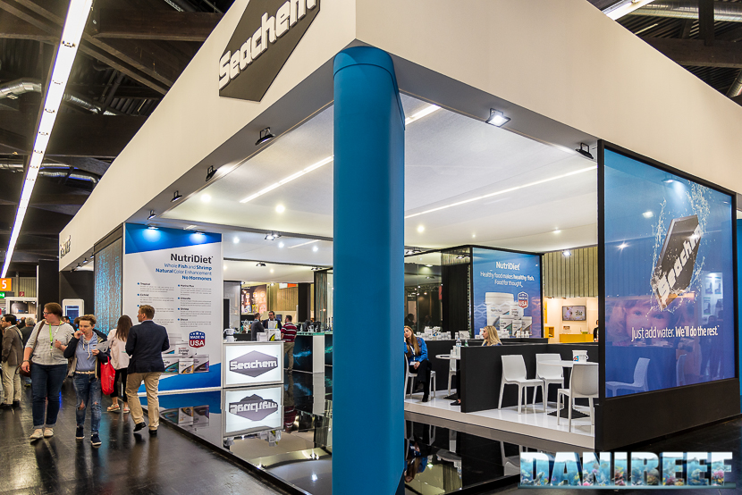 Interzoo 2018: lo stand Seachem