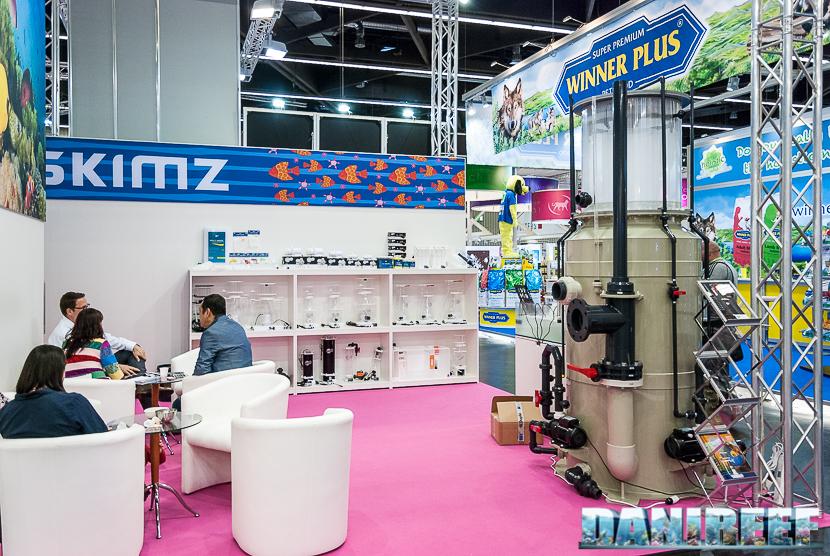 Interzoo 2018: lo stand Skimz