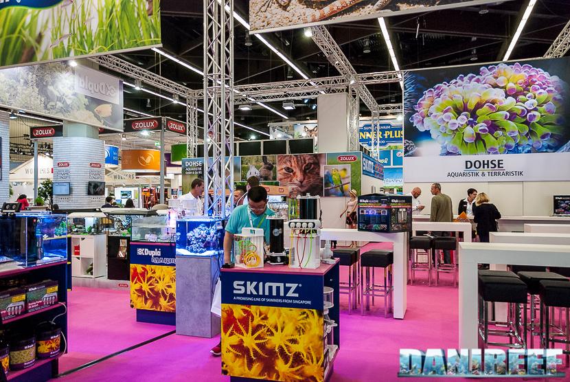 Interzoo 2018: Lo stand Doshe Aquaristik - Dupla