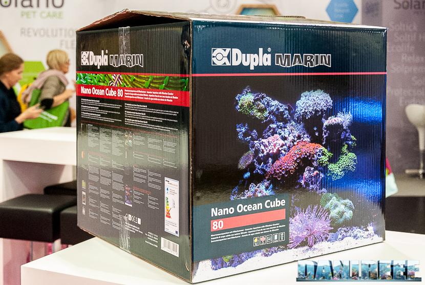 Interzoo 2018: L'acquario completo Nano Ocean Cube presso lo stand Doshe Aquaristik - Dupla