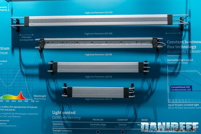 Interzoo 2018: Iluminazione a LED Highline Premium LED presso lo stand OASE