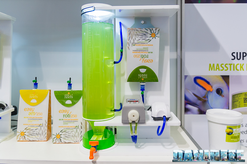 Dispenser di zooplancton easy reefs