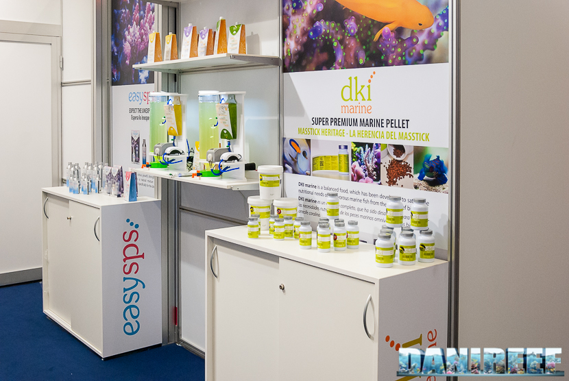 Stand Easy Reefs a Interzoo 2018